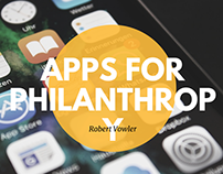 Robert Vowler | Apps For Philanthropy