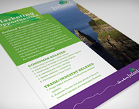 Tourism Ireland Marketing Opportunities Brochure