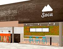 SOCA CAFÉ / Aeropuerto