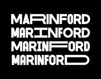 MARINFORD - FREE FONT