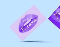 Kiara Makeup Branding