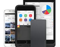 File Management App and Web UI Design