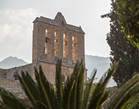 "Bellapais Abbey - ""The Abbey of Beautiful Peace"""
