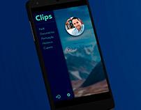 clips - app