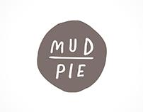 Mud Pie - brand identity