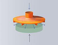 (Engineering) Air-diffusing Lifter