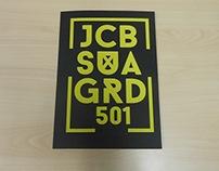 GRAD501 Portfolio booklet