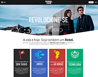 Rebel Bank - Website