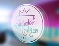 Segredos de Alice - Brand Identity