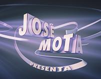 José Mota presenta - Línea gráfica 3ª Temporada