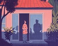 """Marcela Serrano """"Il giardino di Amelia"""" • Feltrinelli"""