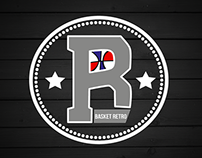Logo Basket Retro