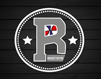 Logo Basket Retro