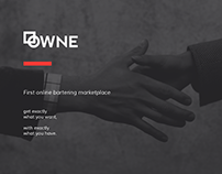 OWNE | Online Trading Marketplace