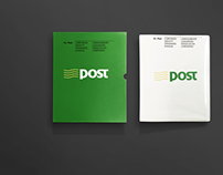 An Post Identity Manual (1986)