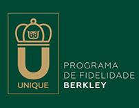 Programa de Fidelidade Berkley Unique
