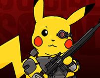 Pokemon Suicide Squad