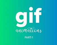 Logistics Gif Animations