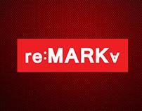 """logo """"REMARKA"""""""