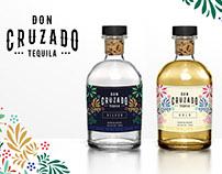 Don Cruzado Tequila Re-Brand
