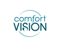 Comfort Vision Logo Design