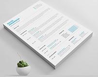 Resume Template | Modern & Professional Resume Template