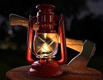 Lantern - Maya