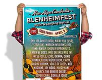 Blenheim Music & Camping Festival 2014