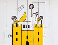 Door's illustration for Le porte dell'Imperatore 2017