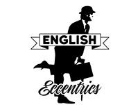 English Eccentrics T-Shirt Designs