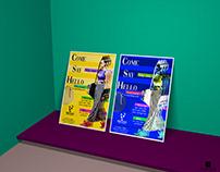 Vibe Scout Fashion Ad Mockup