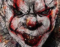 IMAX Exclusive Art - IT: Pennywise