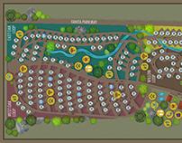 Santee Lake Maps