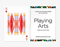 Playing Arts - 5 Of Diamonds