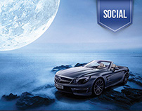 Mercedes-Benz Seasonal Retail Campaign