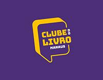 Identidade Visual - Clube do Livro Manaus