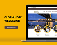 Hotel Gloria Budapest City Center *** webdesign