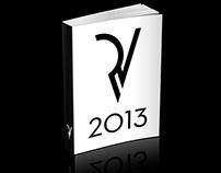 Capas de livros - 2013