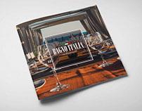 Bagno Italia restaurant brochure