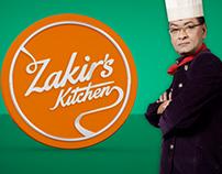 Zakir's Kitchen 2015 Title