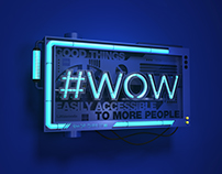 #WOW Conference Ident