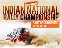 Mahindra Adventure - INRC Rally of Nashik 2016 Winner