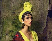 Nuestras Raíces - Harper's Bazaar MX SEPT 2020