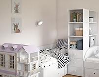 Детская | Kid's Bedroom
