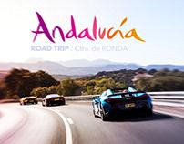ANDALUCÍA Road Trip - Part 1