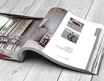 CATALOG DESIGN, MILLHOUSE FURNITURE