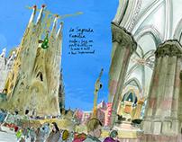 UNESCO world heritage (Gaudí)