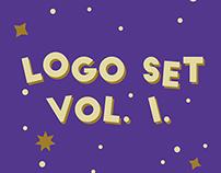 Logo Set Vol. 1.