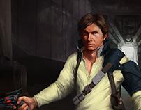 Star Wars Reimagined: Han Solo