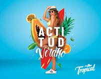 Actitud Verano Tropical 2017